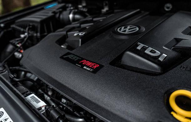 Pachete de performanță pentru Volkswagen Amarok: pick-up-ul nemților primește 306 CP din partea ABT - Poza 4