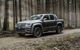 Pachete de performanță pentru Volkswagen Amarok: pick-up-ul nemților primește 306 CP din partea ABT