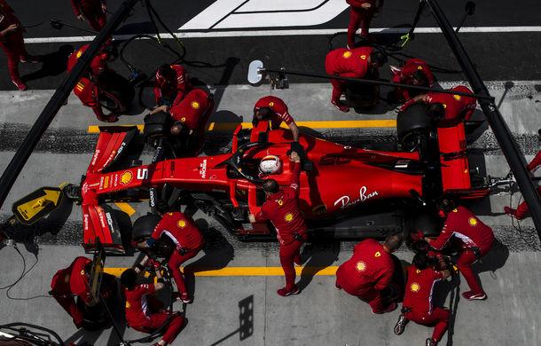 Avancronica Marelui Premiu al Franței: Ferrari și Honda introduc îmbunătățiri pentru a lupta cu Mercedes - Poza 1