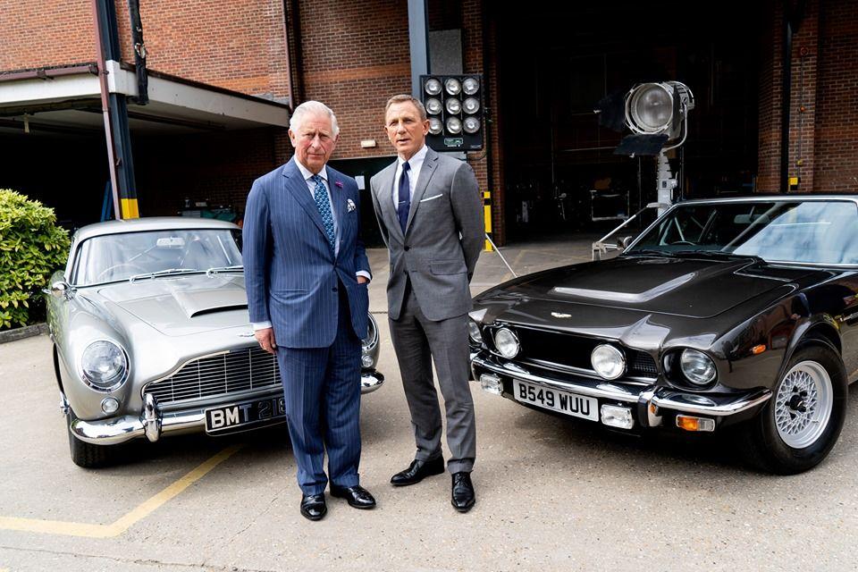 Mașinile lui James Bond: Aston Martin a confirmat prezența modelelor DB5, V8 și Valhalla în noul film cu Agentul 007 - Poza 1