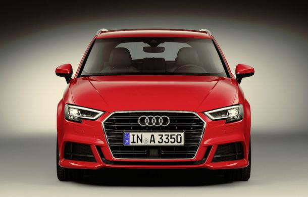 Audi pregătește o versiune cross pentru viitoarea generație A3: modelul va fi lansat în 2022 - Poza 1