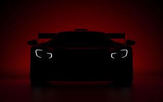 Ford a publicat un teaser care anunță o nouă versiune a supercar-ului GT: modelul va fi expus la Goodwood