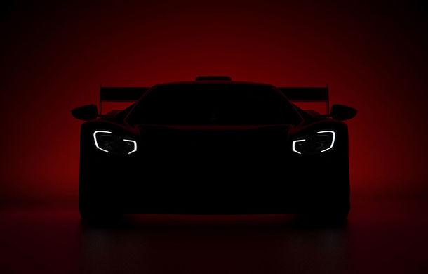 Ford a publicat un teaser care anunță o nouă versiune a supercar-ului GT: modelul va fi expus la Goodwood - Poza 1