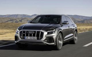 Diesel la putere. Noul Audi SQ8 primește cel mai puternic diesel de pe piață: 435 CP și 900 Nm