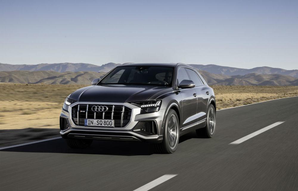 Diesel la putere. Noul Audi SQ8 primește cel mai puternic diesel de pe piață: 435 CP și 900 Nm - Poza 6