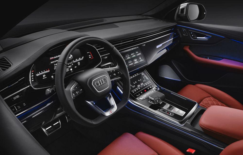 Diesel la putere. Noul Audi SQ8 primește cel mai puternic diesel de pe piață: 435 CP și 900 Nm - Poza 11