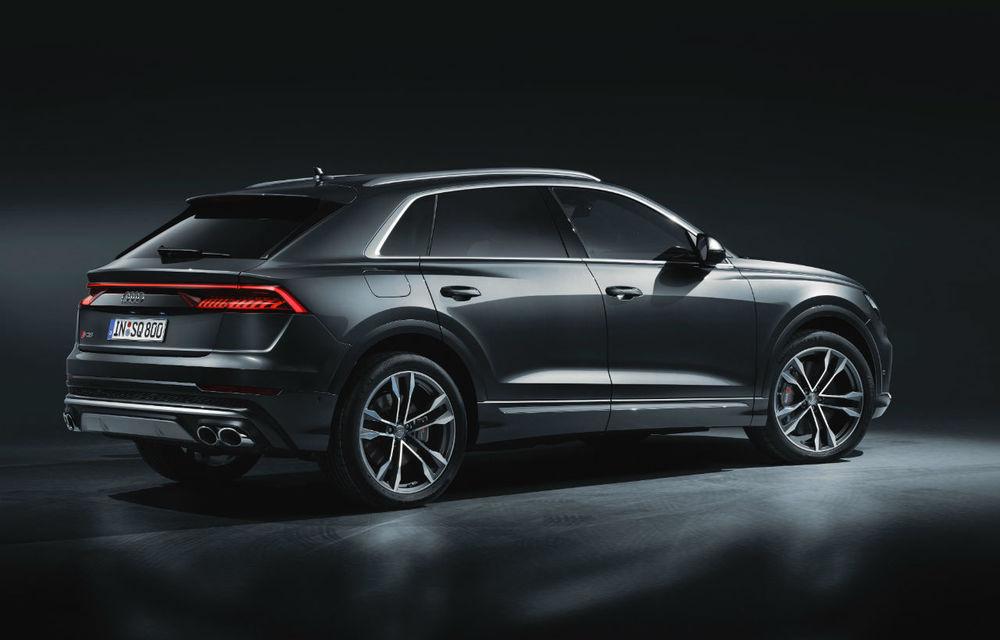 Diesel la putere. Noul Audi SQ8 primește cel mai puternic diesel de pe piață: 435 CP și 900 Nm - Poza 4