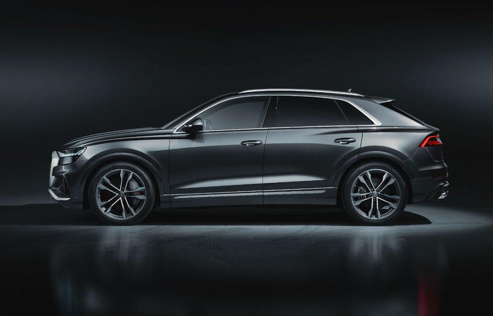 Diesel la putere. Noul Audi SQ8 primește cel mai puternic diesel de pe piață: 435 CP și 900 Nm - Poza 5