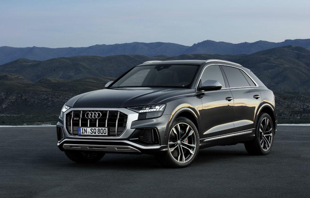 Diesel la putere. Noul Audi SQ8 primește cel mai puternic diesel de pe piață: 435 CP și 900 Nm - Poza 7