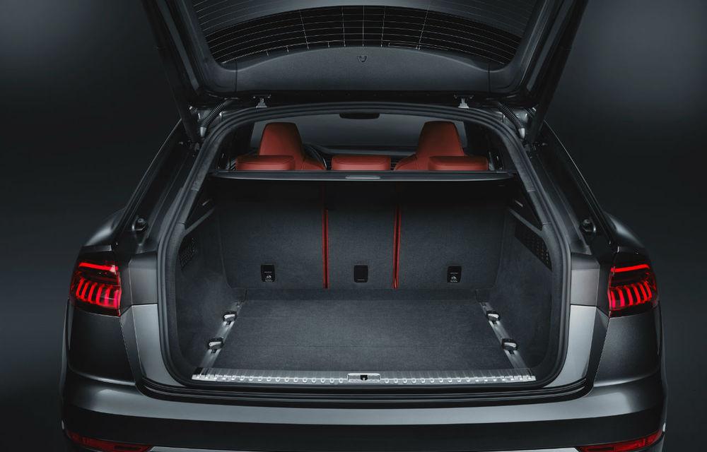 Diesel la putere. Noul Audi SQ8 primește cel mai puternic diesel de pe piață: 435 CP și 900 Nm - Poza 10