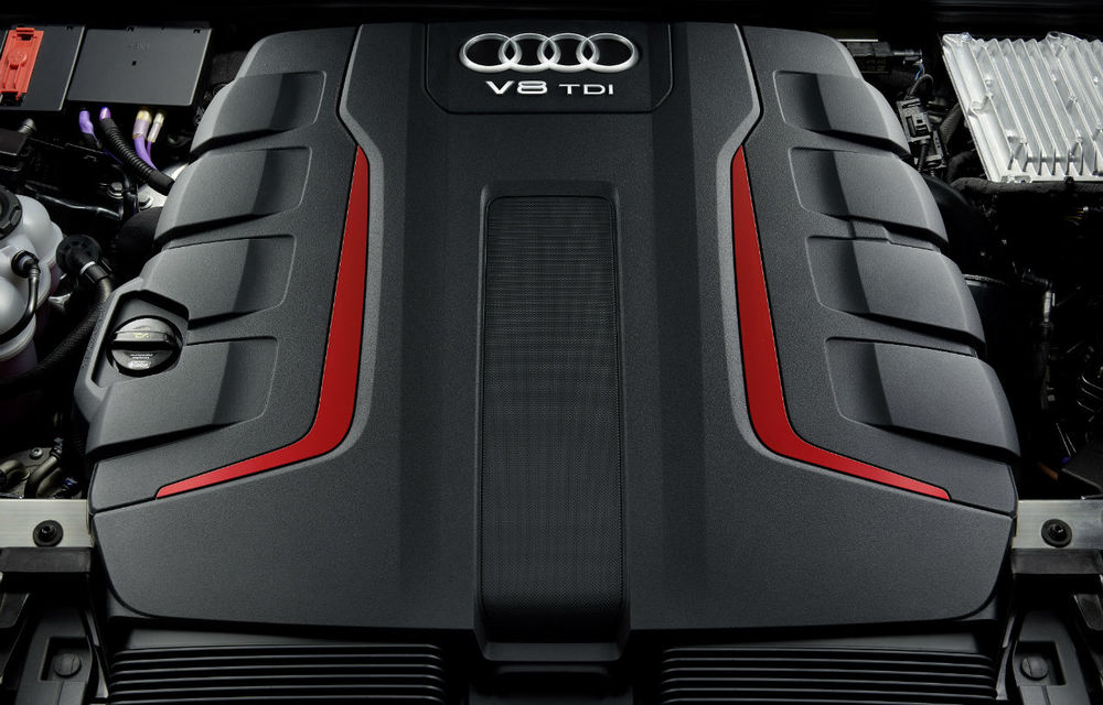 Diesel la putere. Noul Audi SQ8 primește cel mai puternic diesel de pe piață: 435 CP și 900 Nm - Poza 8