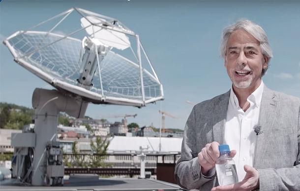 Experiment reușit: cercetătorii elvețieni au produs carburant lichid folosind doar aerul și soarele - Poza 1