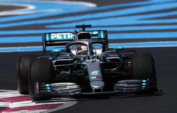Hamilton, pole position la Paul Ricard în fața lui Bottas! Vettel va pleca doar pe locul 7 - Poza 1