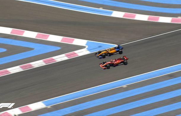 Hamilton a câștigat fără emoții cursa din Franța! Bottas și Leclerc au completat podiumul, Vettel a obținut locul cinci - Poza 3