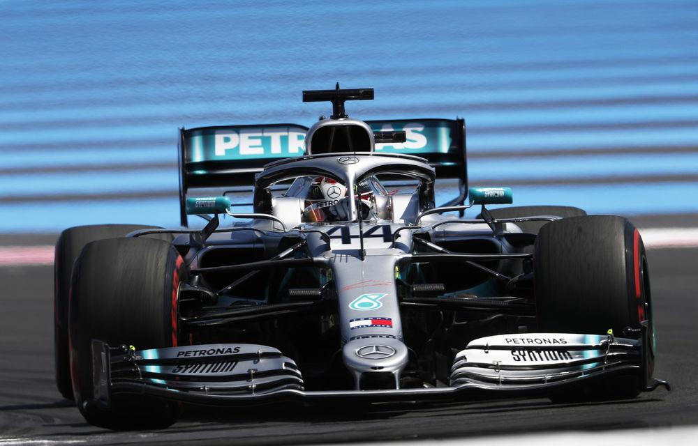 Hamilton a câștigat fără emoții cursa din Franța! Bottas și Leclerc au completat podiumul, Vettel a obținut locul cinci - Poza 1