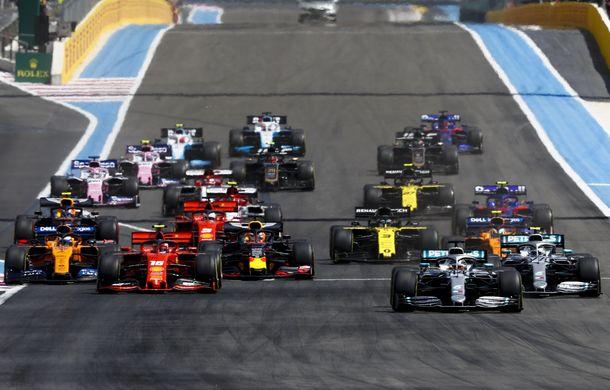 Hamilton a câștigat fără emoții cursa din Franța! Bottas și Leclerc au completat podiumul, Vettel a obținut locul cinci - Poza 2