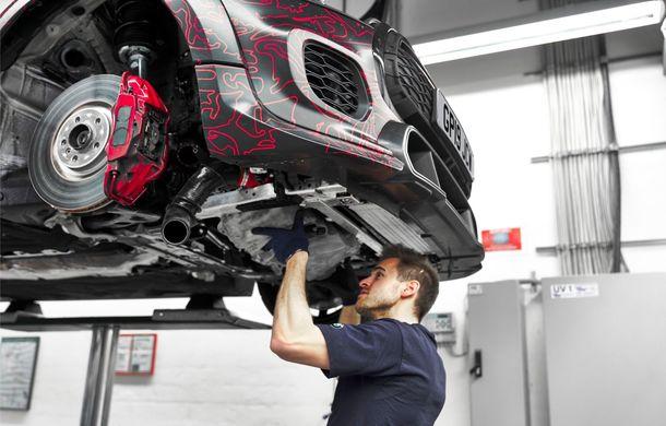 Doctorat pe Nurburgring: viitorul Mini John Cooper Works GP își arată calitățile sportive pe Iadul Verde - Poza 69