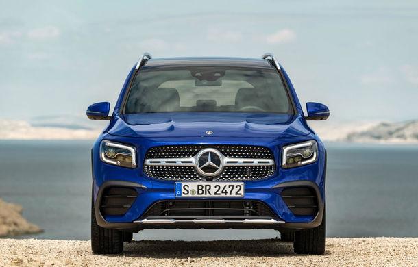 Viitorul Mercedes-Benz EQB va fi lansat în 2021: SUV-ul electric va prelua o mare parte din designul noului GLB - Poza 1