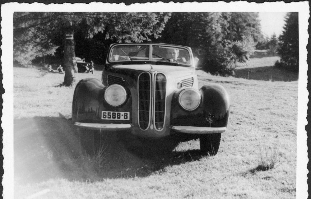 Concursul de Eleganță Sinaia 2019 are loc în acest weekend: un exemplar BMW 327 cumpărat din București în anii '30 revine în România după o jumătate de secol - Poza 2