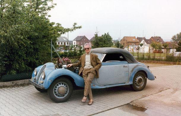 Concursul de Eleganță Sinaia 2019 are loc în acest weekend: un exemplar BMW 327 cumpărat din București în anii '30 revine în România după o jumătate de secol - Poza 1