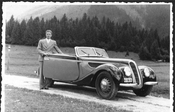 Concursul de Eleganță Sinaia 2019 are loc în acest weekend: un exemplar BMW 327 cumpărat din București în anii '30 revine în România după o jumătate de secol - Poza 3