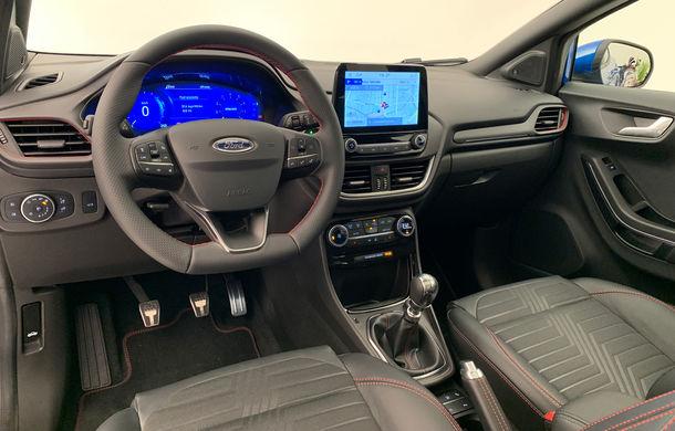 Acesta este noul Ford Puma: Am fost primii jurnaliști români care au văzut noul SUV produs la Craiova - Poza 35