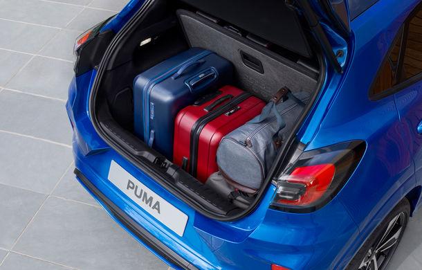 Acesta este noul Ford Puma: Am fost primii jurnaliști români care au văzut noul SUV produs la Craiova - Poza 27