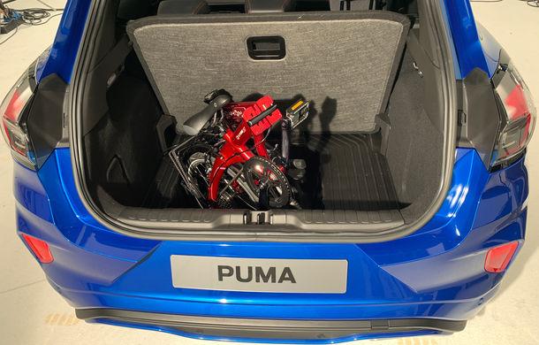 Acesta este noul Ford Puma: Am fost primii jurnaliști români care au văzut noul SUV produs la Craiova - Poza 40
