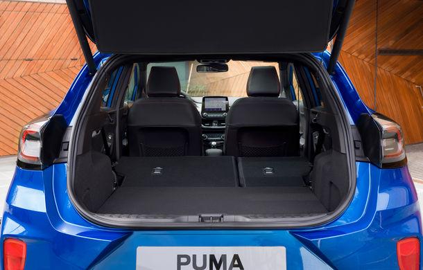 Acesta este noul Ford Puma: Am fost primii jurnaliști români care au văzut noul SUV produs la Craiova - Poza 24