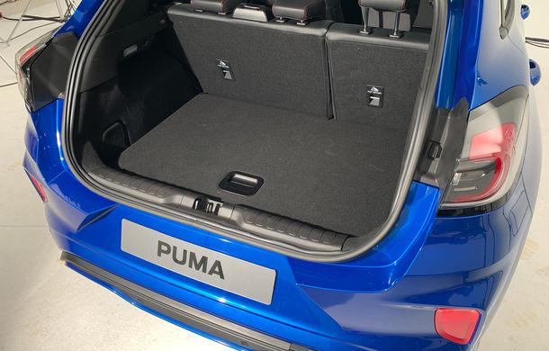 Acesta este noul Ford Puma: Am fost primii jurnaliști români care au văzut noul SUV produs la Craiova - Poza 37
