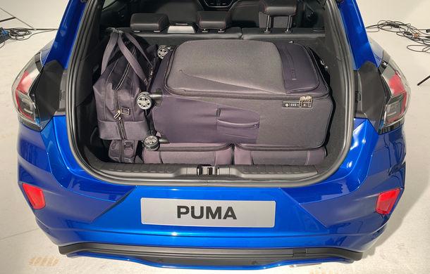 Acesta este noul Ford Puma: Am fost primii jurnaliști români care au văzut noul SUV produs la Craiova - Poza 38