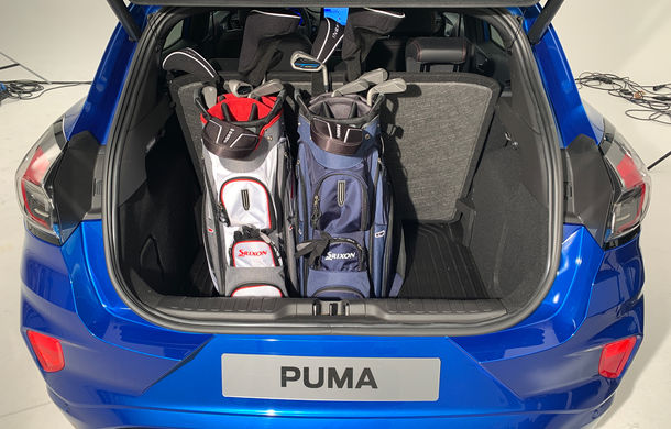 Acesta este noul Ford Puma: Am fost primii jurnaliști români care au văzut noul SUV produs la Craiova - Poza 41