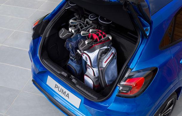 Acesta este noul Ford Puma: Am fost primii jurnaliști români care au văzut noul SUV produs la Craiova - Poza 26