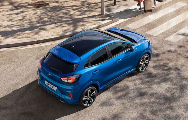 Acesta este noul Ford Puma: Am fost primii jurnaliști români care au văzut noul SUV produs la Craiova - Poza 8