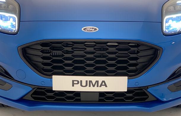 Acesta este noul Ford Puma: Am fost primii jurnaliști români care au văzut noul SUV produs la Craiova - Poza 32
