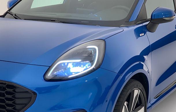 Acesta este noul Ford Puma: Am fost primii jurnaliști români care au văzut noul SUV produs la Craiova - Poza 33