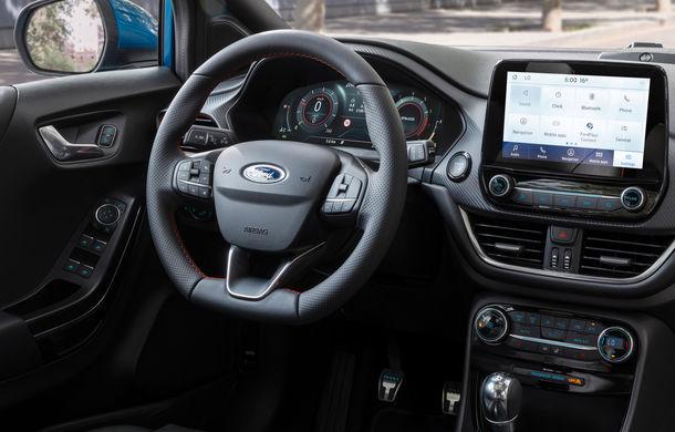 Acesta este noul Ford Puma: Am fost primii jurnaliști români care au văzut noul SUV produs la Craiova - Poza 19