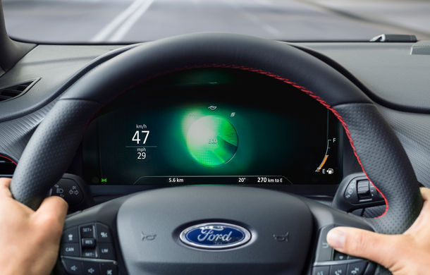 Acesta este noul Ford Puma: Am fost primii jurnaliști români care au văzut noul SUV produs la Craiova - Poza 22