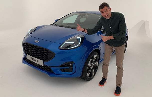 Acesta este noul Ford Puma: Am fost primii jurnaliști români care au văzut noul SUV produs la Craiova - Poza 1