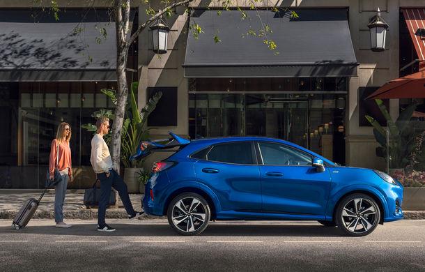 Acesta este noul Ford Puma: Am fost primii jurnaliști români care au văzut noul SUV produs la Craiova - Poza 10