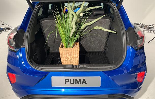Acesta este noul Ford Puma: Am fost primii jurnaliști români care au văzut noul SUV produs la Craiova - Poza 39
