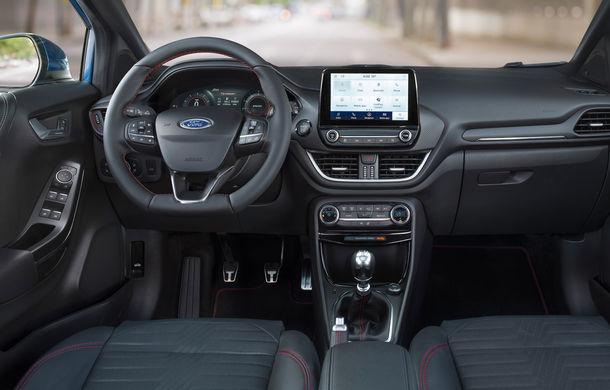 Acesta este noul Ford Puma: Am fost primii jurnaliști români care au văzut noul SUV produs la Craiova - Poza 17