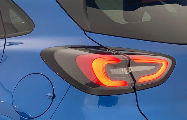 Acesta este noul Ford Puma: Am fost primii jurnaliști români care au văzut noul SUV produs la Craiova - Poza 34