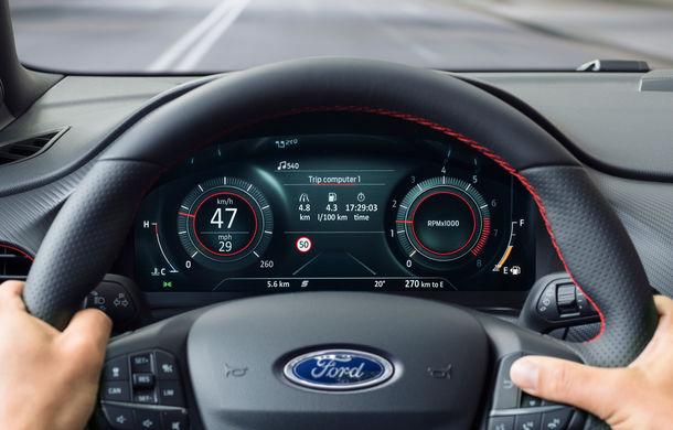 Acesta este noul Ford Puma: Am fost primii jurnaliști români care au văzut noul SUV produs la Craiova - Poza 21