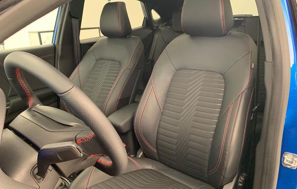 Acesta este noul Ford Puma: Am fost primii jurnaliști români care au văzut noul SUV produs la Craiova - Poza 36