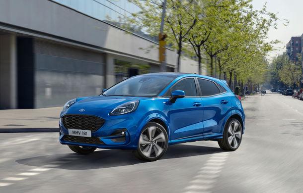 Acesta este noul Ford Puma: Am fost primii jurnaliști români care au văzut noul SUV produs la Craiova - Poza 11