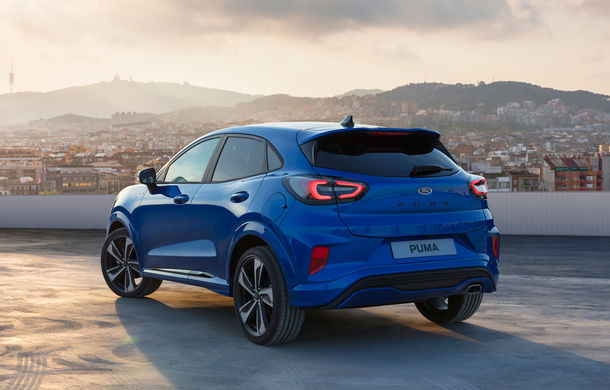 Acesta este noul Ford Puma: Am fost primii jurnaliști români care au văzut noul SUV produs la Craiova - Poza 12