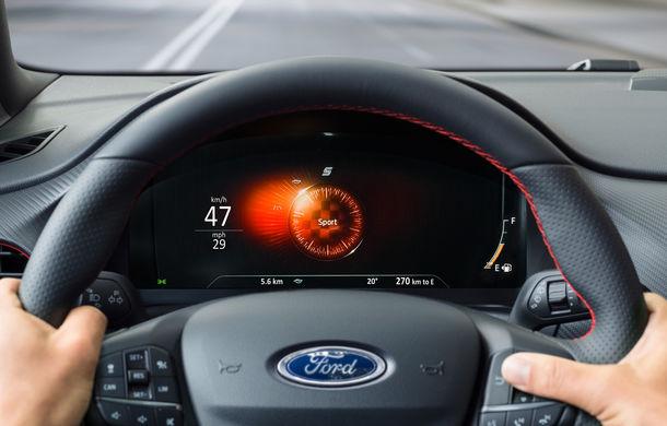Acesta este noul Ford Puma: Am fost primii jurnaliști români care au văzut noul SUV produs la Craiova - Poza 23