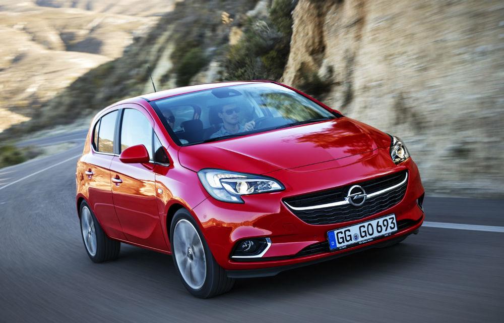 Opel cheamă în service peste 1.000 de unități Adam și Corsa din România: emisiile motoarelor pe benzină sunt peste limitele admise - Poza 1