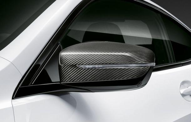 Pachete M Performance pentru noile BMW Seria 8 Gran Coupe și Seria 3 Touring: elemente noi de caroserie și accesorii speciale pentru interior - Poza 6